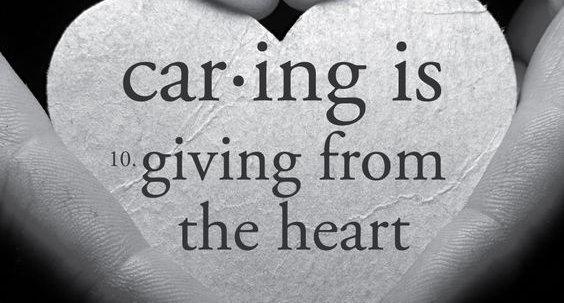 A Caregivers Heart