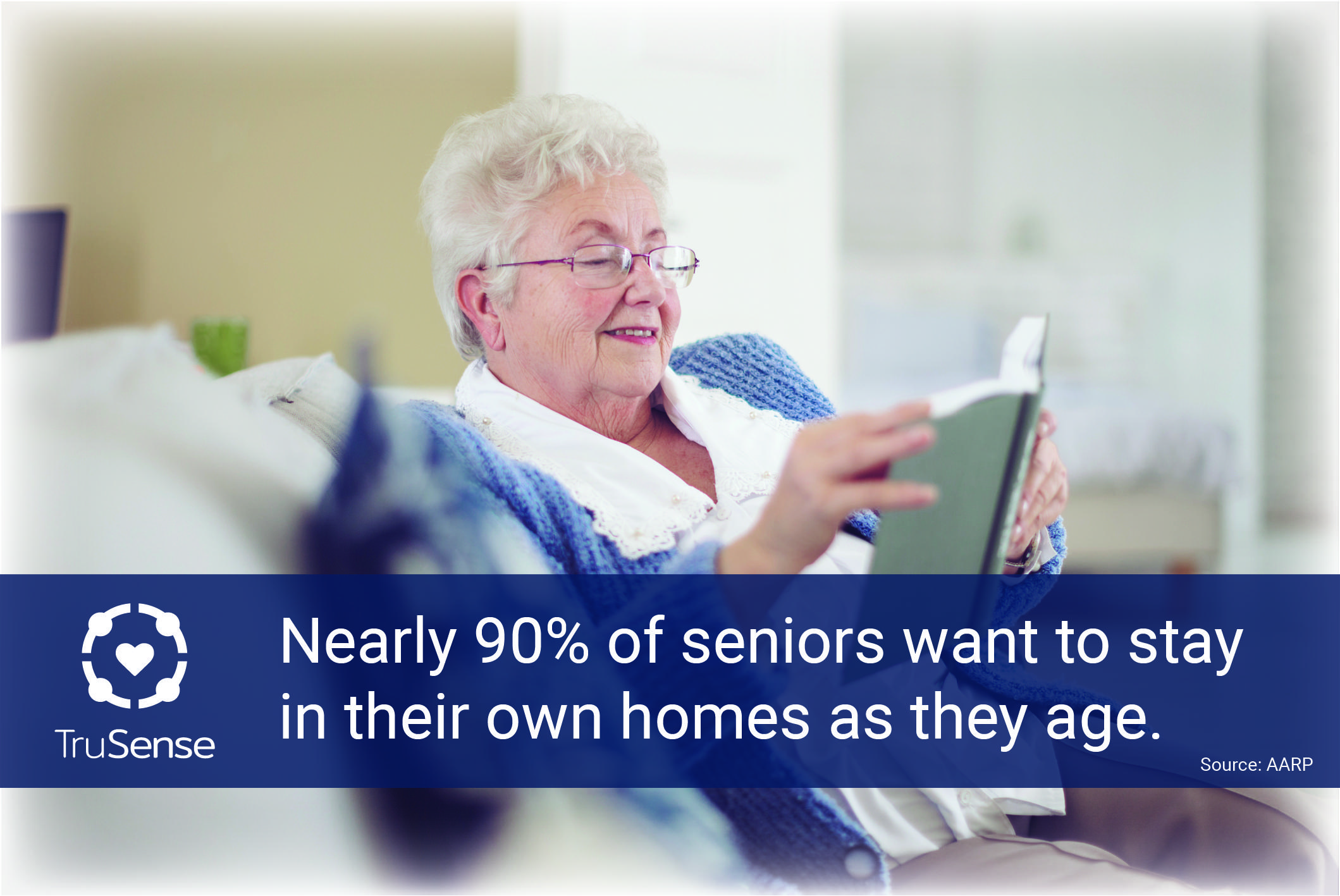 Seniors Prefer To Stay In Their Own Homes