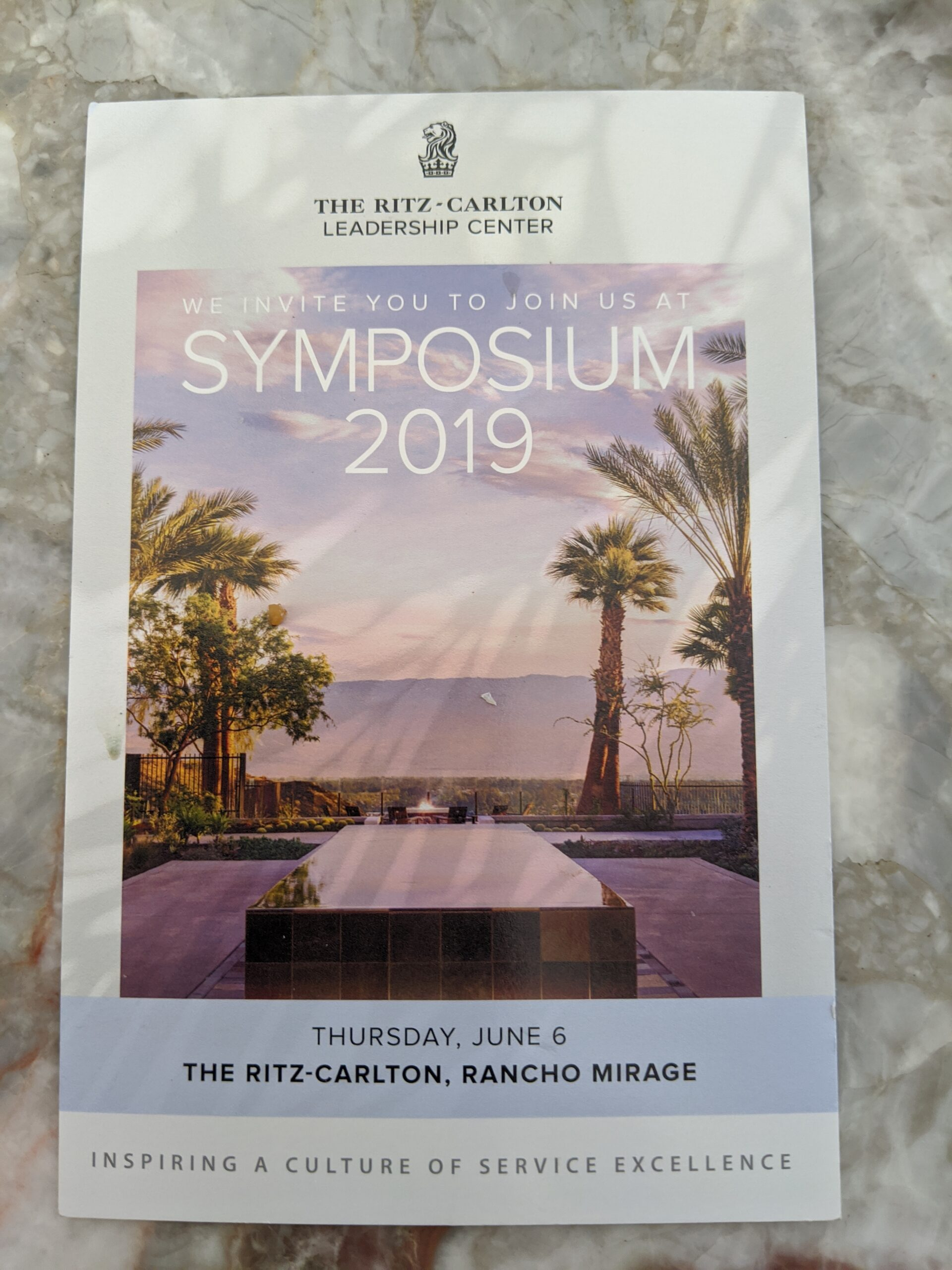TPC Earns A Standing Ovation At The Ritz-Carlton Symposium 2019